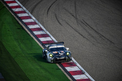 #88 Proton Racing Porsche 911 RSR: Халед Аль-Кубайси, Давид Хайнемайер Ханссон, Патрик Лонг