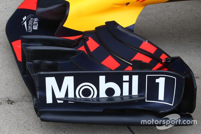 Переднє антикрило Red Bull RB13