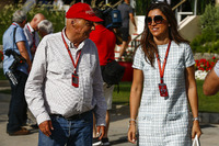 Niki Lauda, Presidente no ejecutivo, Mercedes AMG