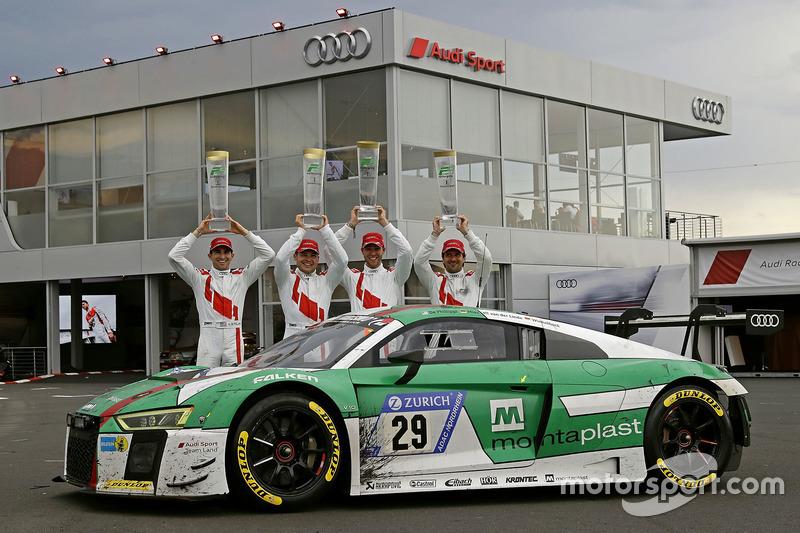 4. Gesamtsieg für Audi