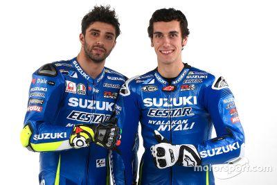 铃木车队2017款MotoGP新车发布