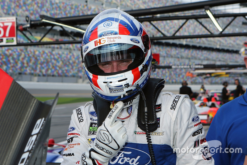 Pole GTLM voor Joey Hand, Ford Performance Chip Ganassi Racing