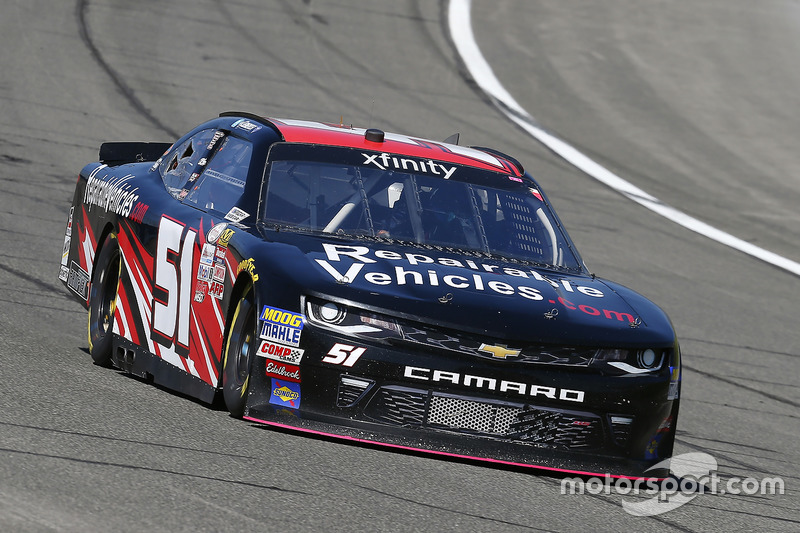 Jeremy Clements, Jeremy Clements Racing, Chevrolet