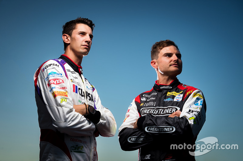 Nick Percat, Brad Jones Racing Holden, Tim Slade, Brad Jones Racing Holden