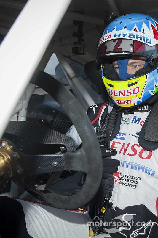 Alexander Wurz pruebas del World RX Team Austria Ford Fiesta