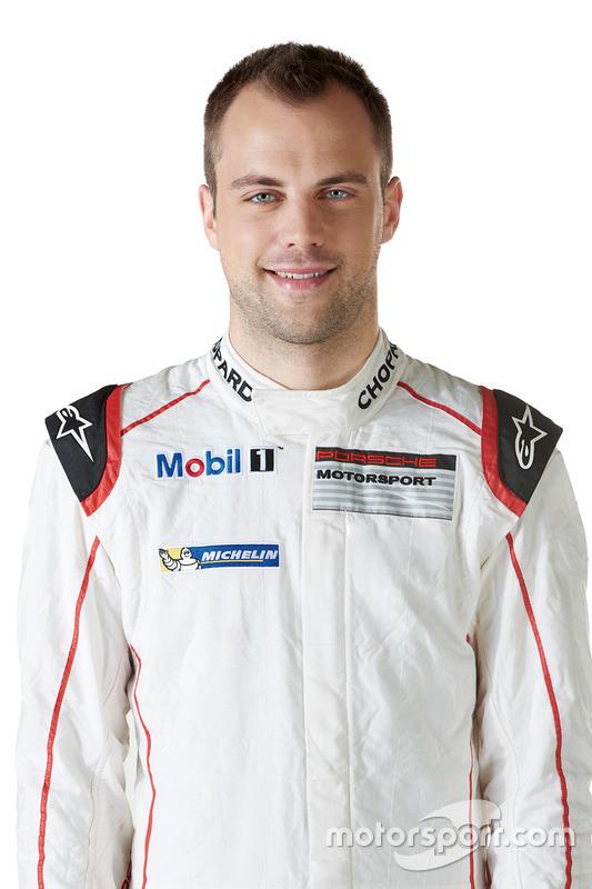 Laurens Vanthoor, Team Porsche