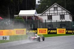 Жолт Баумгартнер, F1 Experiences