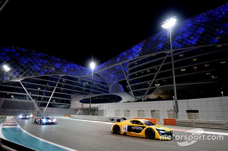 #15 GP Extreme Renault RS 01: Frederic Fatien, Tiziano Carugati, Joshua Webster