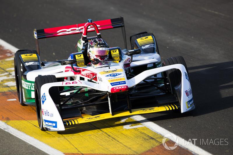 Daniel Abt (Audi e-tron FE03)