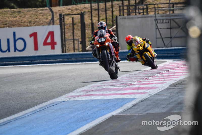 16. #65 Motobox Kremer, Yamaha: Geoffroy Dehaye, Jan Viehmann, Emiiano Bellucci
