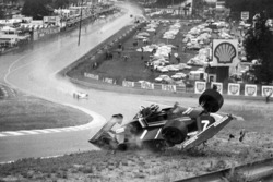 Crash: Stefan Bellof, Maurer MM82-BMW