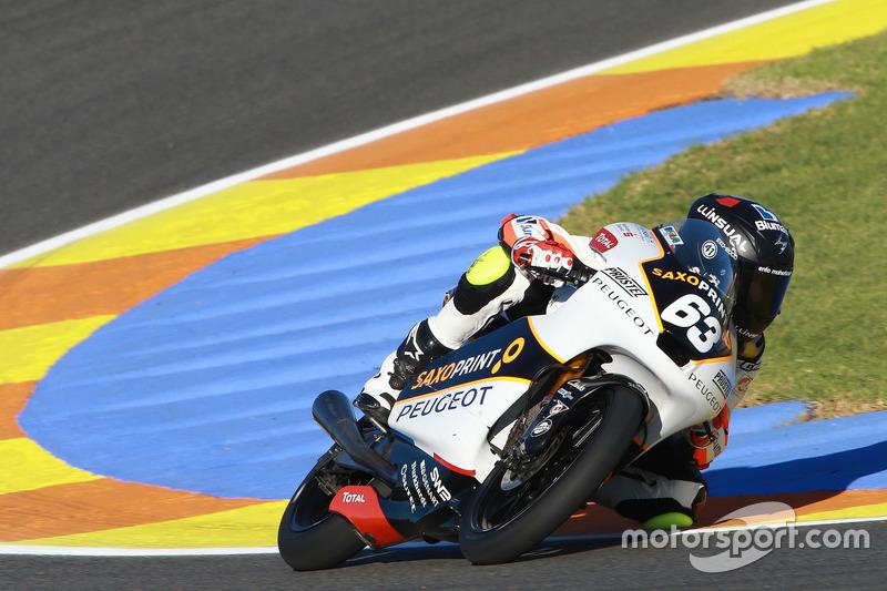 Vicente Perez, Peugeot MC Saxoprint