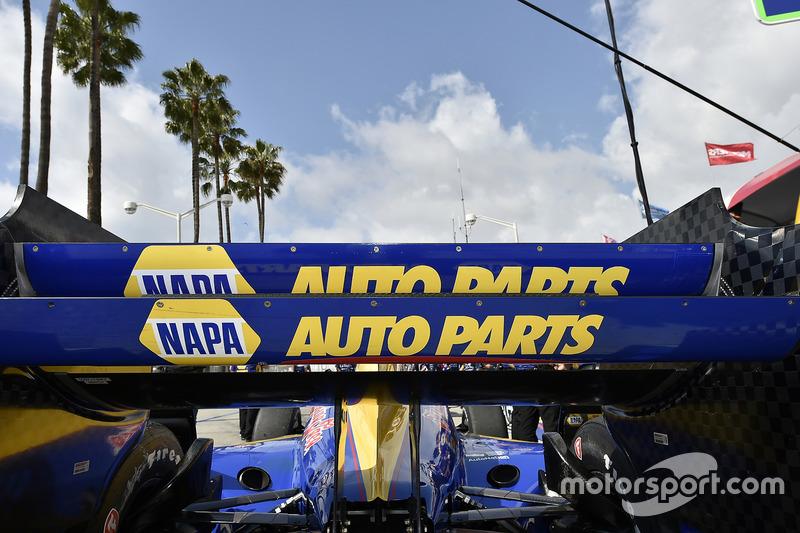 Alexander Rossi, Herta - Andretti Autosport Honda ala