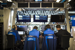 Ford Chip Ganassi Racing team members