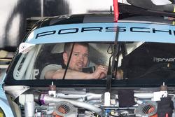 Porsche Team mecánico