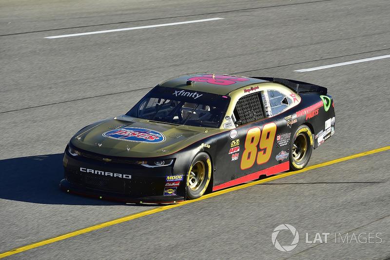 Morgan Shepherd Shepherd Racing Ventures Chevrolet At