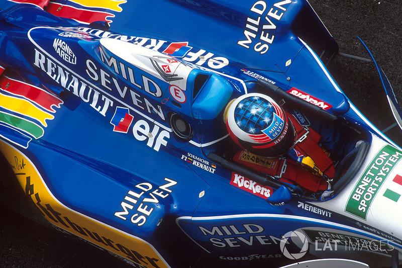 Benetton - 1995