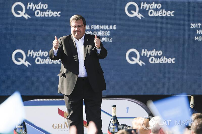 دينيس كودير، عمدة مونتريال