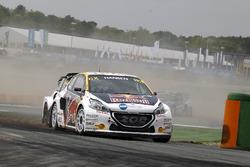 Кевін Хансен, Team Peugeot-Hansen Academy, Peugeot 208 WRX