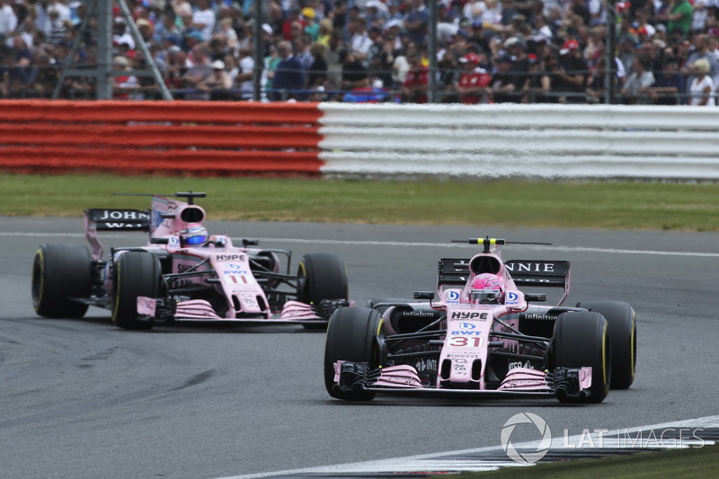 A Force India espera manter sua posição na segunda metade da temporada, enquanto que Pérez e Ocon tentam driblar os desentendimentos e ganhar espaço no grid de 2018.