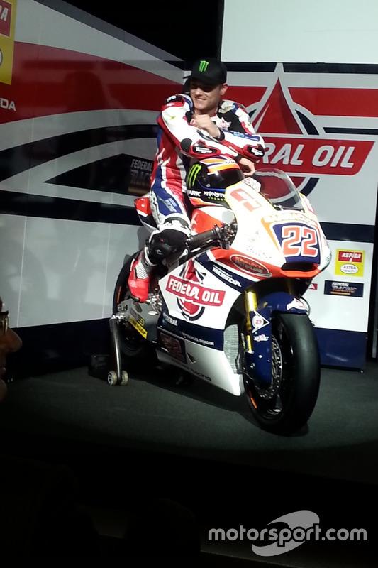 Präsentation Gresini Racing Moto2