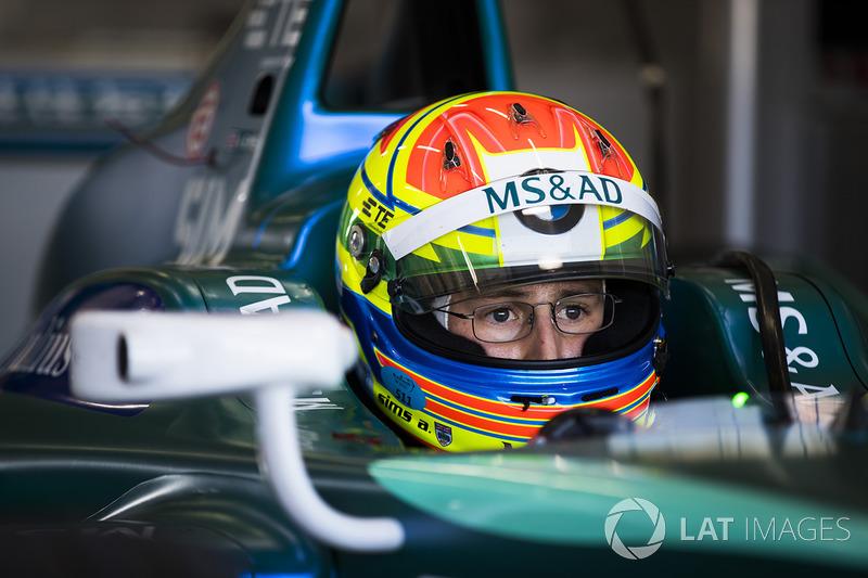 """Pour Sims, la Formule E, ça va être """"fou"""" !"""