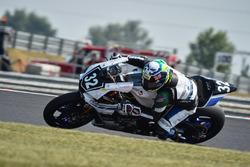 #32 Team Rabid Transit, Yamaha: Brandon Cretu, Sheridan Morais, Dalibor Miletic