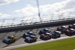 Kasey Kahne, JR Motorsports, Chevrolet, führt