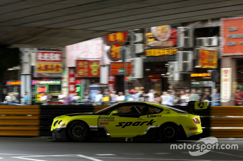 5. Adderly Fong, Bentley Team Absolute, Bentley Continental GT3