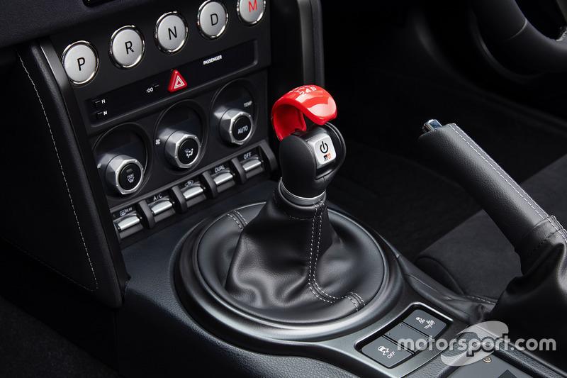 Toyota GR HV Sports, transmisi