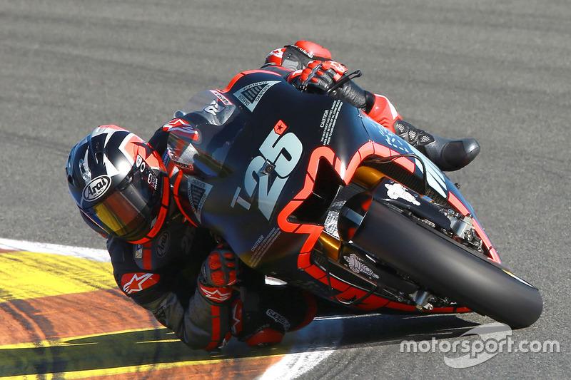 Maverick Vinales, Yamaha Factory Racing - Tes Valencia 2016