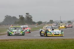 Omar Martinez, Martinez Competicion Ford, Diego De Carlo, LRD Racing Team Chevrolet, Juan Martin Bru