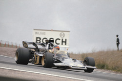 Emerson Fittipaldi, Lotus 72D Ford