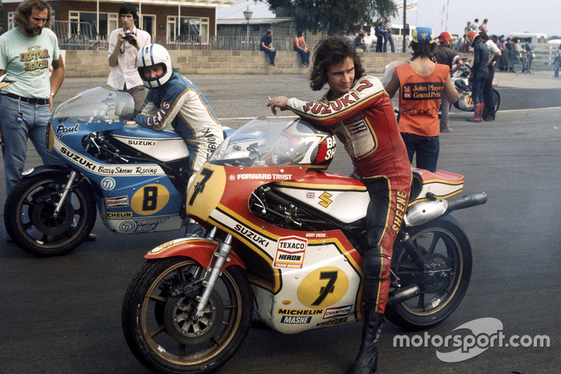 1977 - Баррі Шін, Suzuki