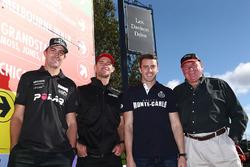 Alex Davison, Will Davison, Tekno Autosports, Holden, und James Davison