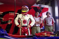 Jacques Villeneuve, BAR Supertec 01