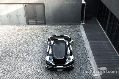 Jon Olsson project: Lamborghini Huracán Camouflage
