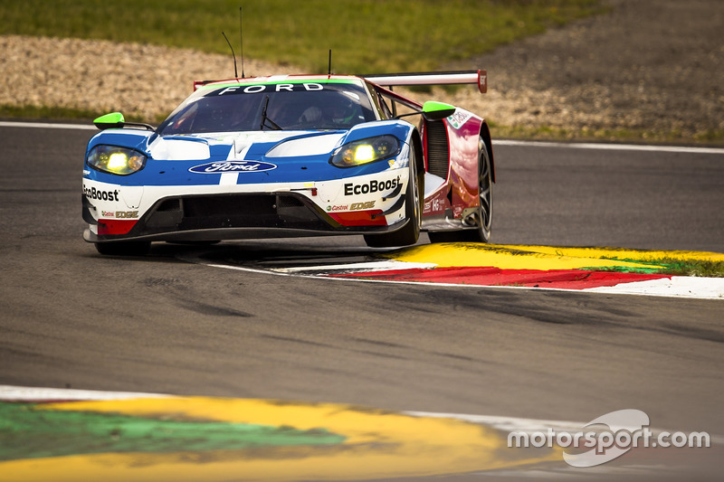 #66 Ford Chip Ganassi Racing Ford GT: Олів'є Пла, Штефан Мюкке
