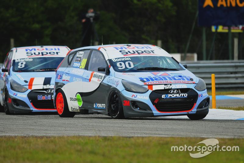 Michell Bonnin, Peugeot Petrobras