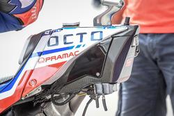 تفاصيل دراجة دانيلو بيتروشي، براماك رايسينغ