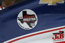 #Race4Houston sticker