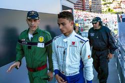 Retiro de la carrera de Pascal Wehrlein, Sauber con el Doctor