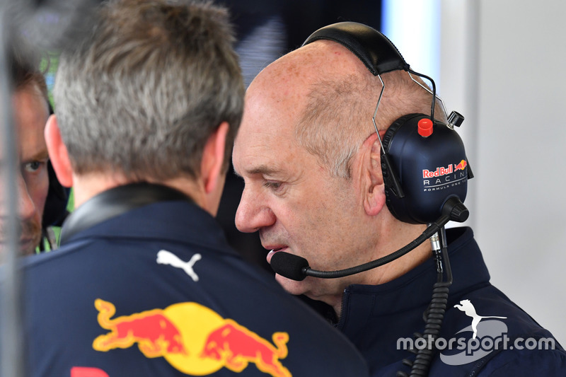 Adrian Newey, Red Bull Racing