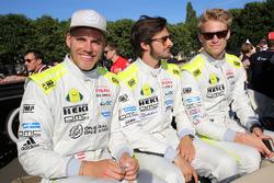 Oliver Webb, Dominik Kraihamer, Marco Bonanomi, ByKolles Racing
