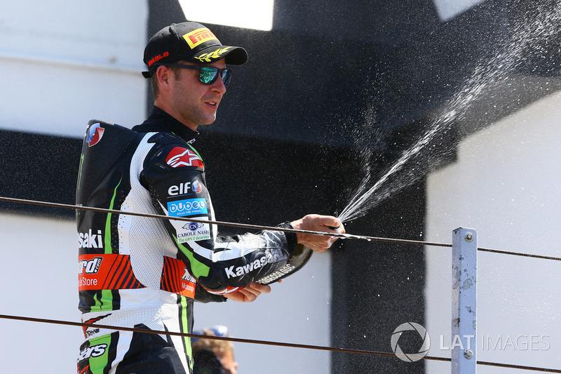 3. Jonathan Rea, Kawasaki Racing
