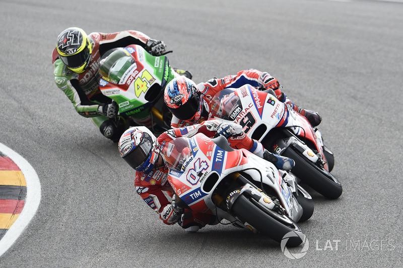 2. Andrea Dovizioso (Ducati)