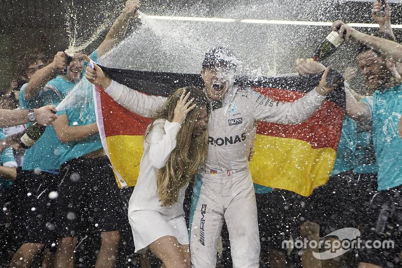 Nico Rosberg, Mercedes AMG F1,