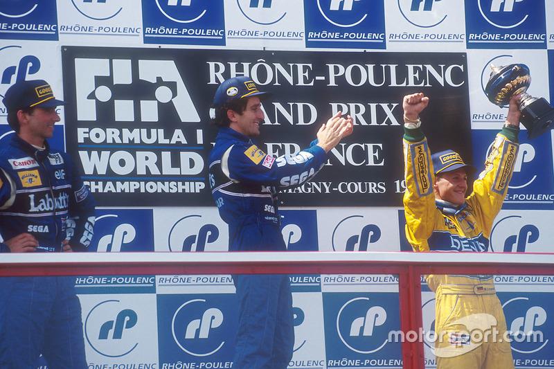 GP Frankreich 1993