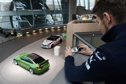 Marco Wittmann mit seinem BMW M4