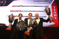 2016 Teams, HTP Motorsport, champion, Belgian Audi Club Team WRT, 2nd place, Team WRT/ Belgian Audi Club Team WRT, 3rd place